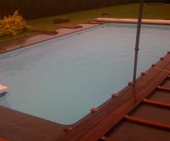 Bernard Brancart - pourtour de piscine