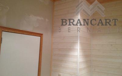Brancart Bernard - Bardage intérieur