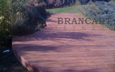 Brancart Bernard - Terrasse