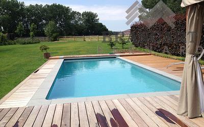 Brancart Bernard - Pourtour de piscine