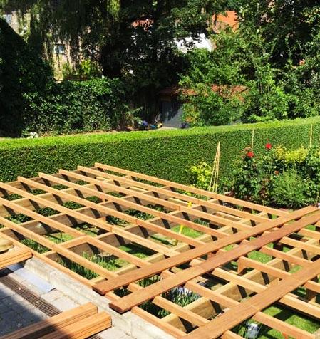 Brancart Bernard - Entreprise de rénovation, pose de parquet et terrasse en bois